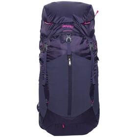 Bergans Skarstind 40 Backpack Women Blackberry/Hot Pink